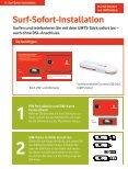DSL-EasyBox 803. - Arcor.de - Page 6