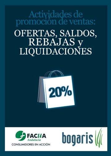 Ofertas, saldos, rebajas y liquidaciones - Centro de Formación para ...