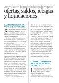 Ofertas, saldos, rebajas y liquidaciones - Centro de Formación para ... - Page 3