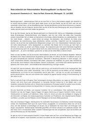 Diese Seite als PDF - Myriam Thyes