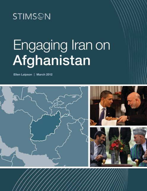 """to read """"Engaging Iran on Afghanistan."""" - The Stimson Center"""