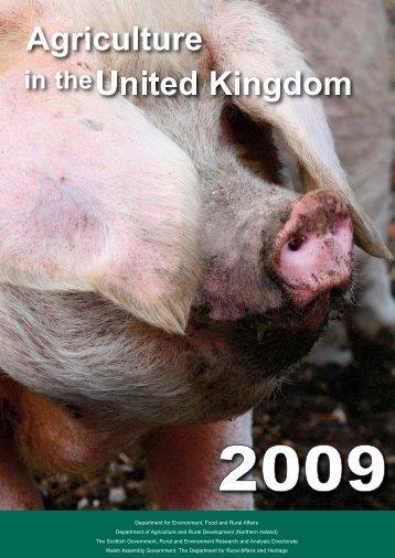 2009 publication - ARCHIVE: Defra