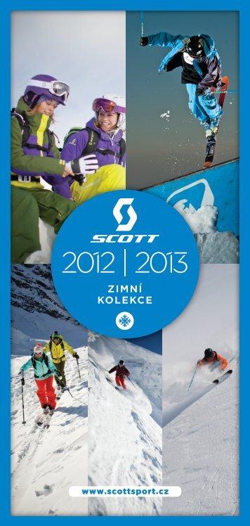 Katalog zima 2012/13 - SCOTT Sport