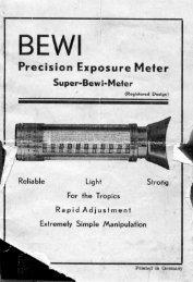 Bertram Bewi Super Precision