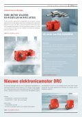 Proud to produce in Pernis - SEW Eurodrive - Page 3