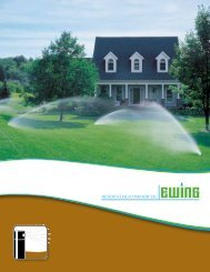 RESIDENTIAL/COMMERCIAL - Ewing Irrigation