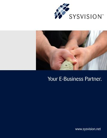 Your E-Business Partner.