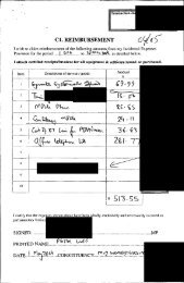 Download allowance document in PDF ... - Allowances by MP