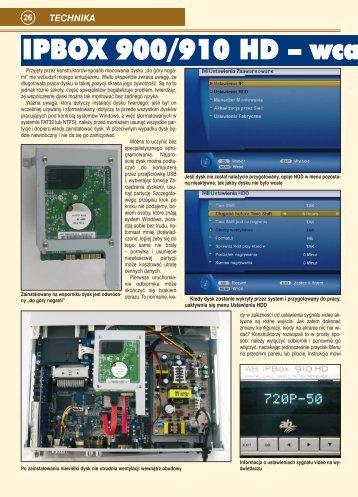 IPBOX 900_910 HD - wcale nie taki mikrus - cz_2.pdf - tv sat magazyn