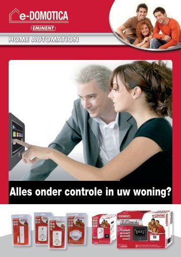 Alles onder controle in uw woning? - Eminent