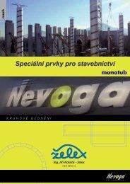Monotube - soubor pdf - ing. Jiří Kotača - Želex