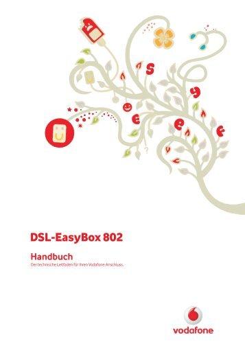 DSL-EasyBox 802 - Vodafone