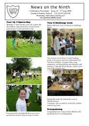June 2008 - Gusford Primary School Homepage