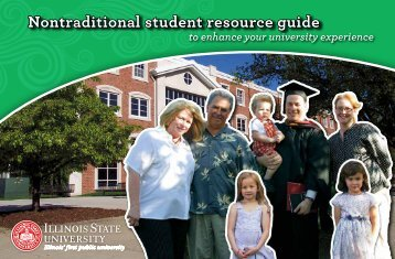 Nontraditional student resource guide - Dean of Students - Illinois ...