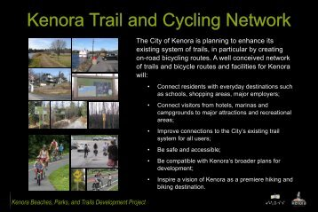 Trails - Kenora.ca