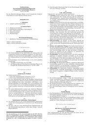 - 1 - Studienordnung für den Bachelorstudiengang Pflege an der ...