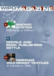 Issue 4/2009 - WIPO