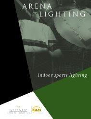 Arena Brochure - Sterner Lighting