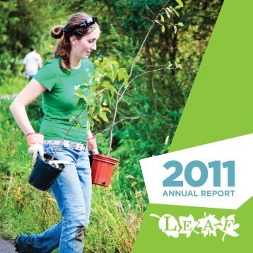 annual report - Leaf