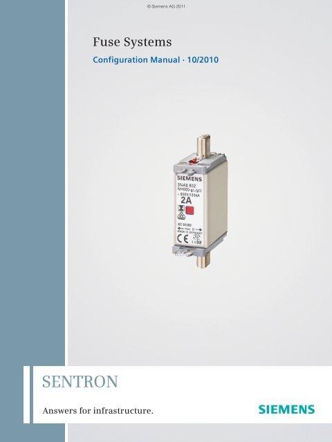 Siemens 3NW7 010 10 x 38