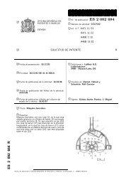 2082684 . RR - Oficina Española de Patentes y Marcas