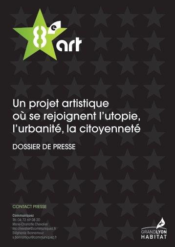 Un projet artistique où se rejoignent l'utopie, l'urbanité ... - Expositions
