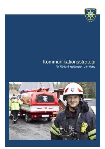 Kommunikationsstrategi - Östersunds kommun
