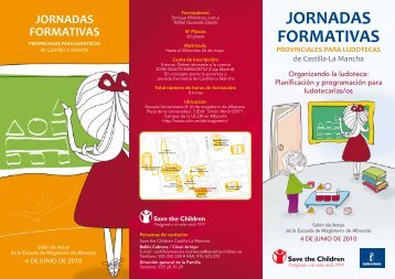 Información sobre el curso - Save the Children