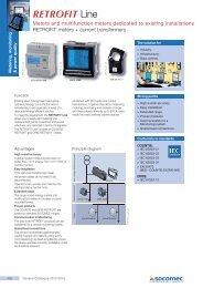 Countis Retrofit kWh meter range - IPD ...The