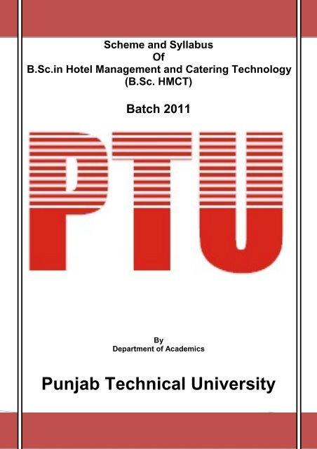 Punjab Technical Universi