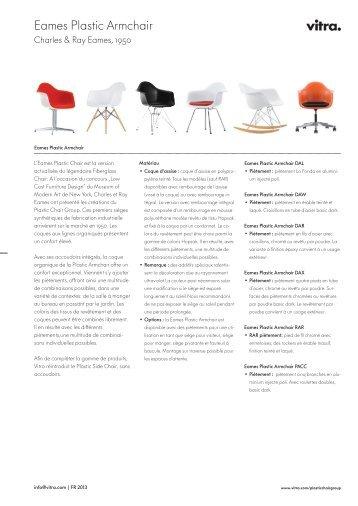 Eames Plastic Armchair - Vitra