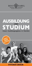 STuDiuM - BEST- Sabel