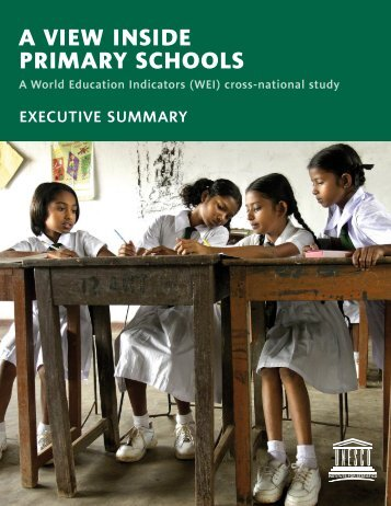 A View inside PrimAry schools - Inep