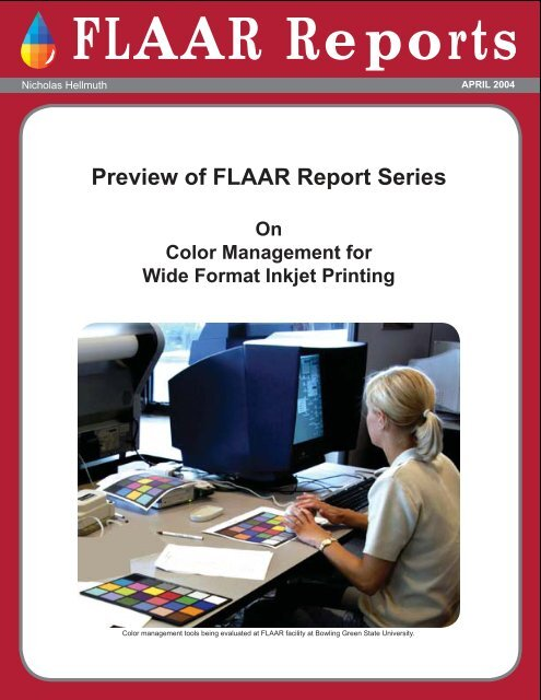 Color Management Preview - Wide-format-printers.org