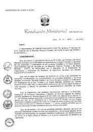 resolucion ministerial nº 0179-2013-ag - Portal del Estado Peruano
