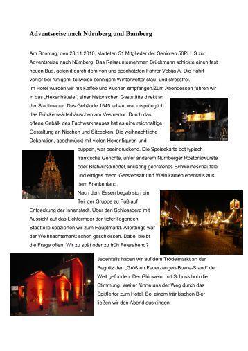Reisebericht - SG Weiterstadt