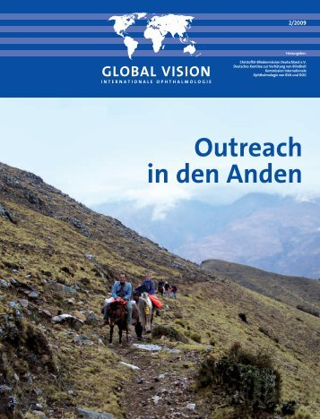 Reportage - Christoffel-Blindenmission
