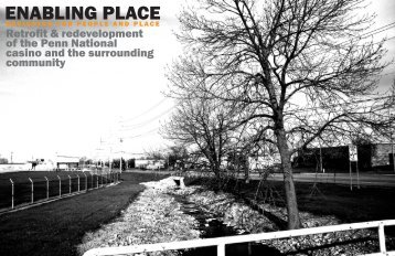 ENABLING PLACE - The Ohio State University