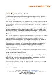 DAS INVESTMENT.COM - Südwest Finanz Vermittlung ...