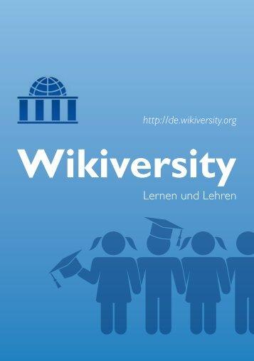 Wikiversity - upload.wikimedia....