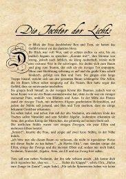 Die Tochter des Lichts
