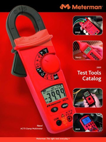 Test Tools Catalog - WES Components