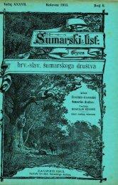 ÅUMARSKI LIST 8/1913