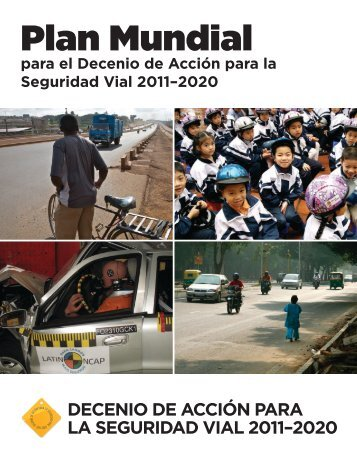 Plan Mundial para la Seguridad Vial - Road Safety Fund
