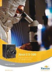 Xeva-2.5-320 - Spectral Cameras