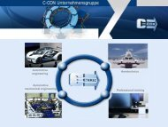 national: international: C-CON CONTACT ADRESS - C-Con Gmbh