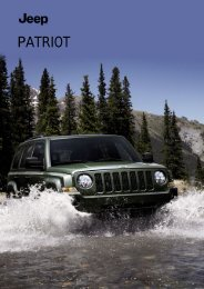 Patriot 2.0 CRD Limited Manual