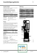 GRUNDFOS DOCUMENTATION - Pompes Direct - Page 4