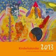 2013 - Österreichische Kinder-Krebs-Hilfe
