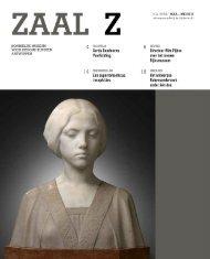 het vierde nummer van Zaal Z (PDF, 5,21 MB) - Koninklijk Museum ...